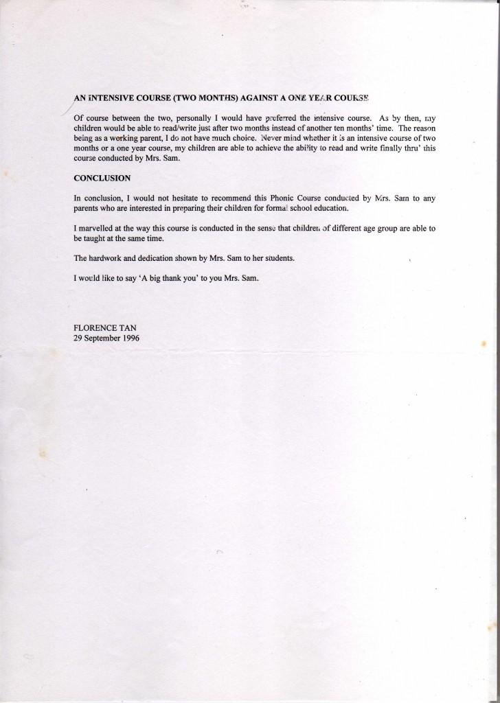 Mrs Sam Testimonials (15)