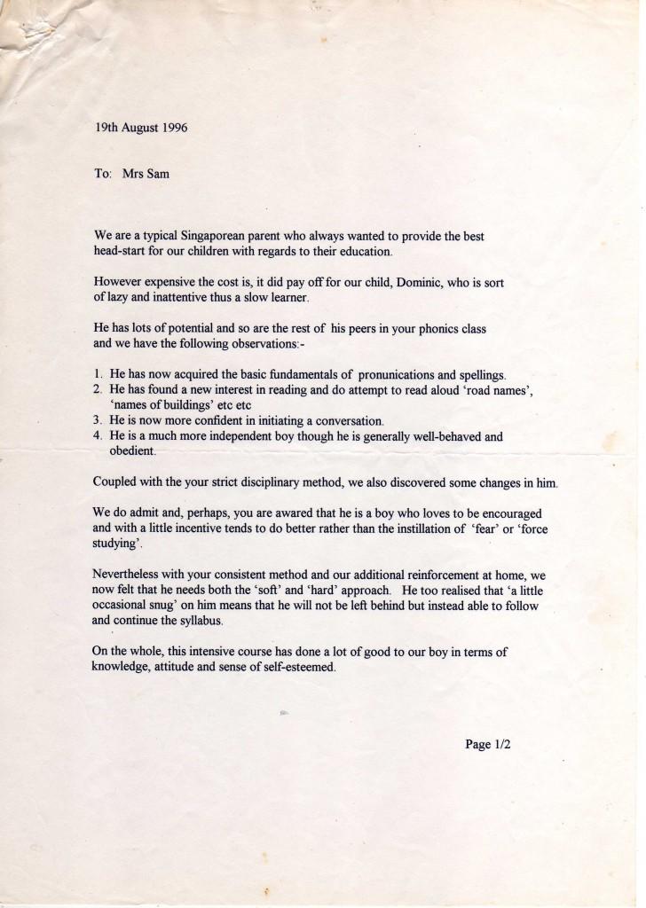 Mrs Sam Testimonials (4)